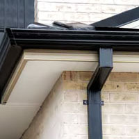 gutter downspout repair