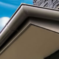metal gutter repair